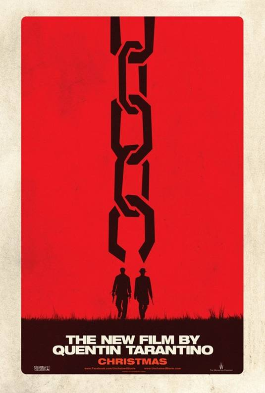 Django Uncahined - Teaser Poster