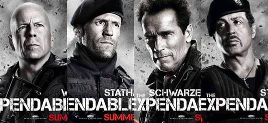 Expendables 2 _ Poster Series