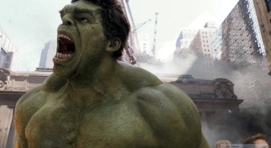 Hulk from The Avengers
