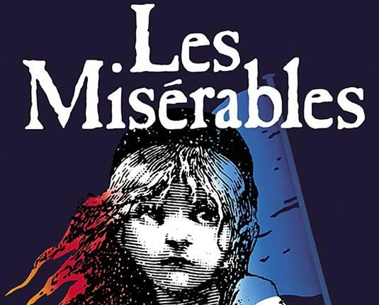 Les Miserables - Musical Poster