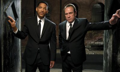 Men in Black III, Will Smith and Tommy Lee Jones