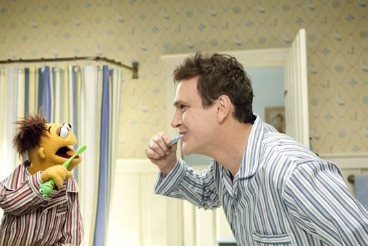 Muppets Movie - Walter - Jason Segel