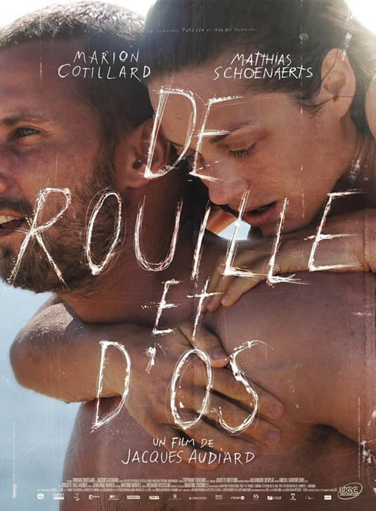 Rust & Bone Poster and Images