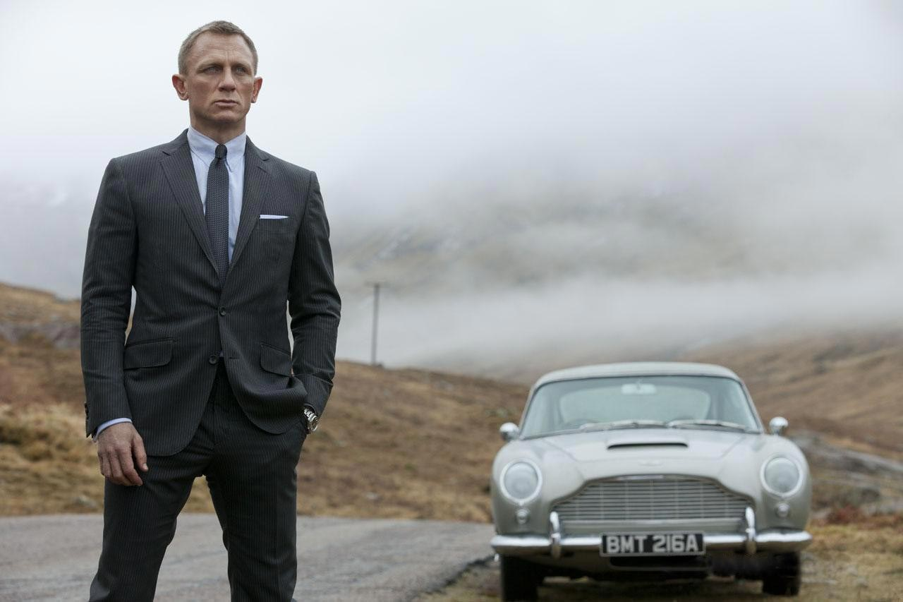 SKYFALL Photos!