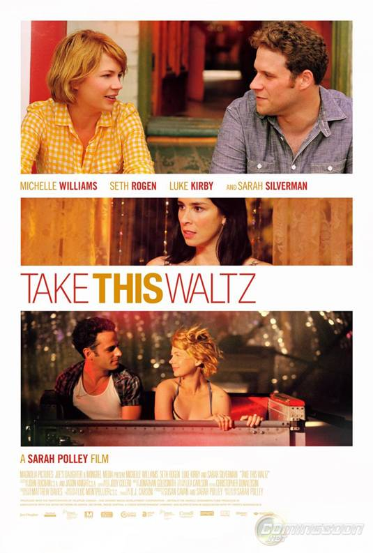 Take This Waltz - Poster