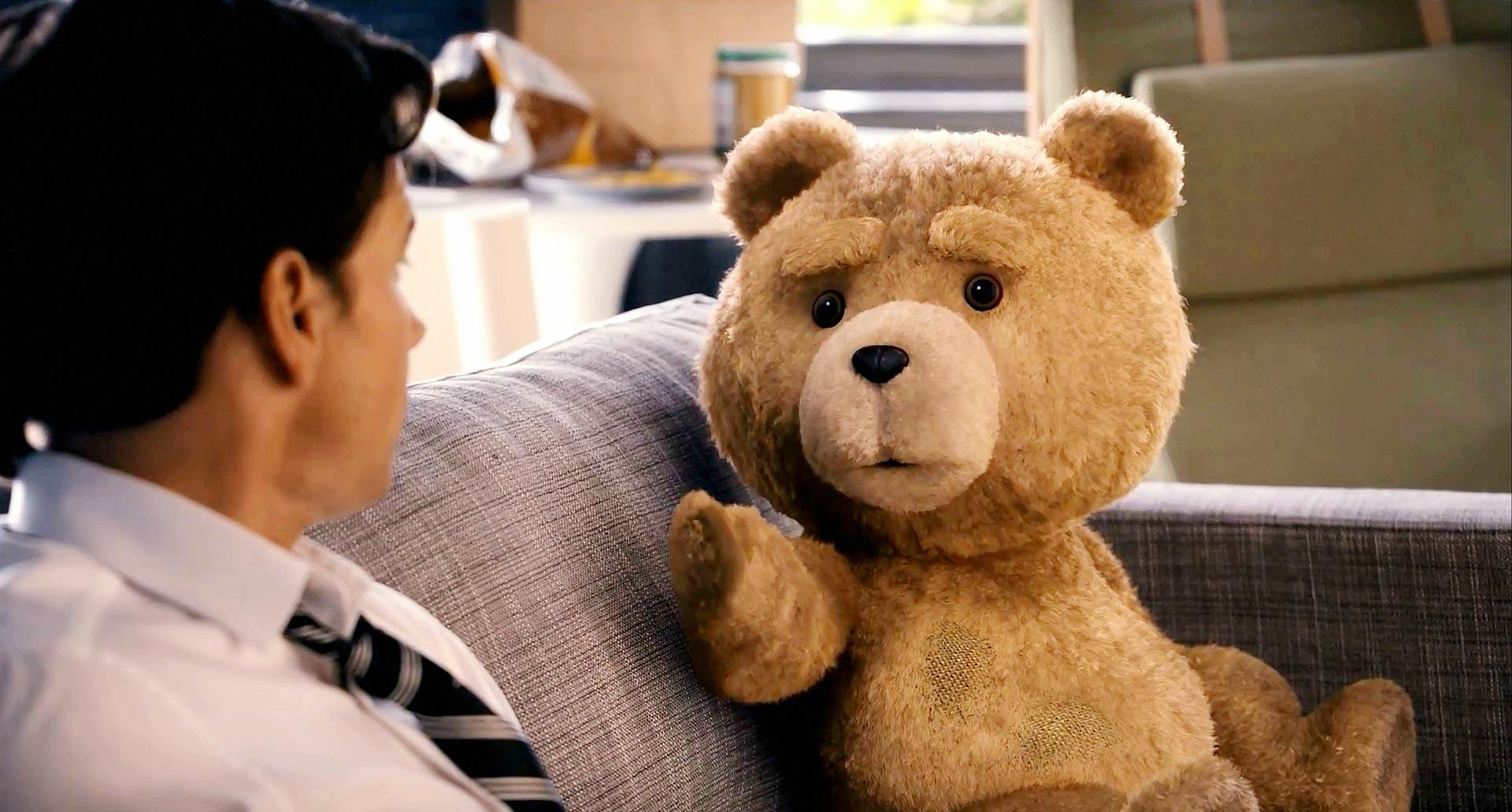 Ted (Pelicula), Las Mejores Fotos Del Osito