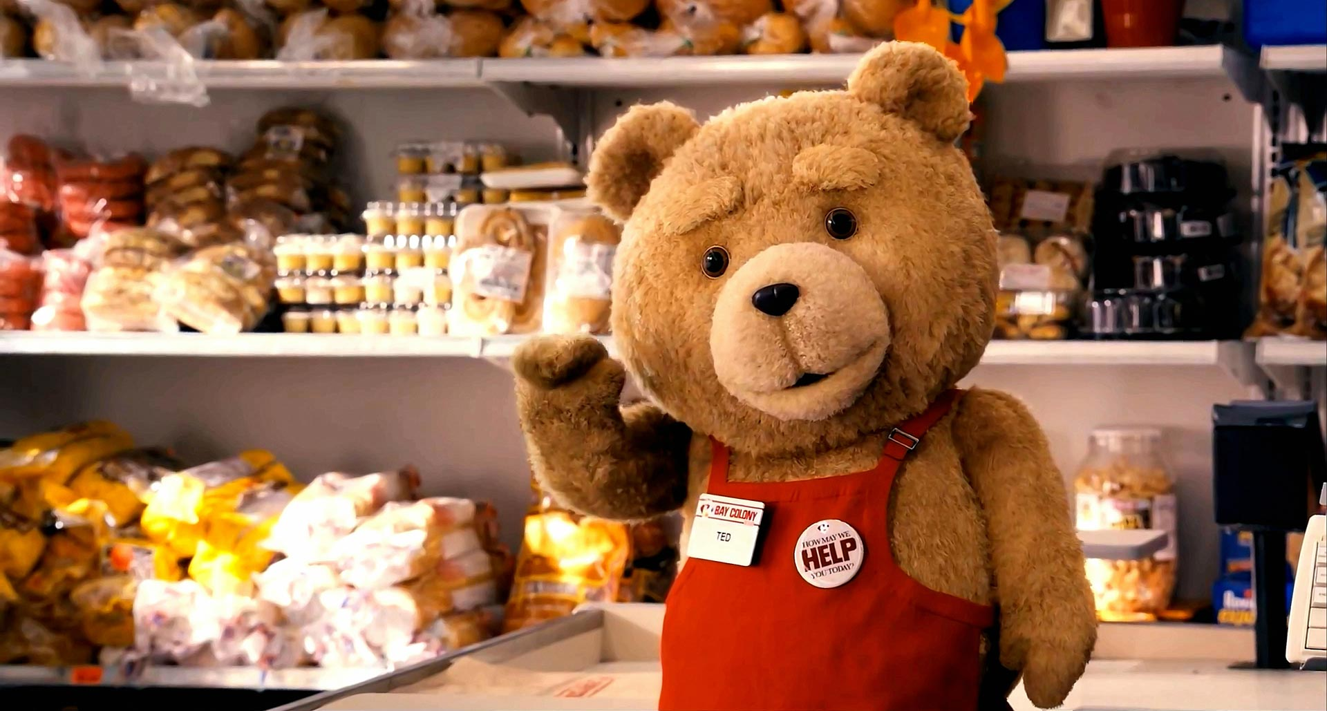 Ted (2012) movie