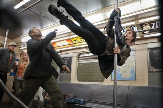 The Amazing Spider Man - New Still