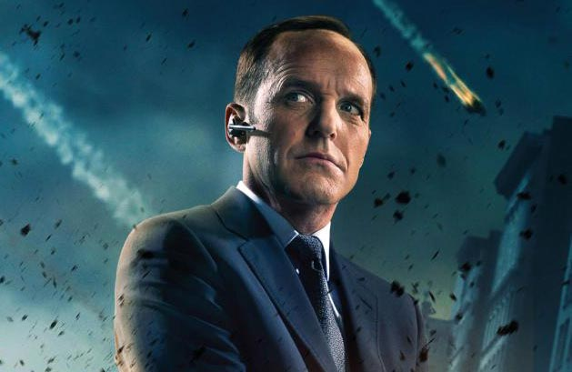 The avengers poster agent coulson