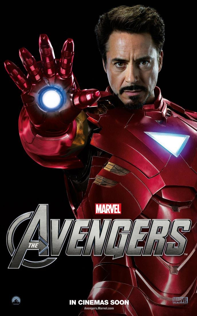 The Avengers Tv Spot Iron Man Filmofilia