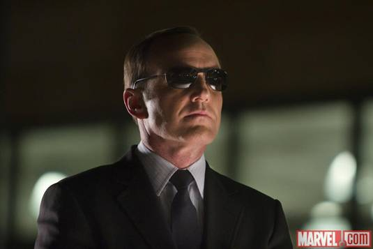 The Avengers_Clark Gregg as Agent Coulson