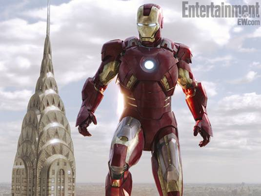The Avengers_R.Downey,Jr. as Iron Man
