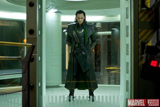 The Avengers_T.Hiddleston as Loki 2