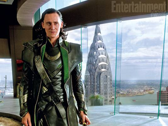 The Avengers_T.Hiddleston as Loki 3