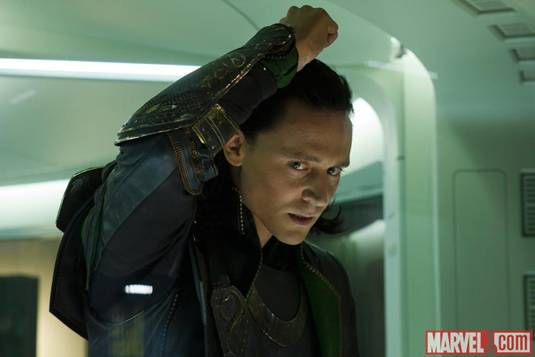 The Avengers_T.Hiddleston as Loki