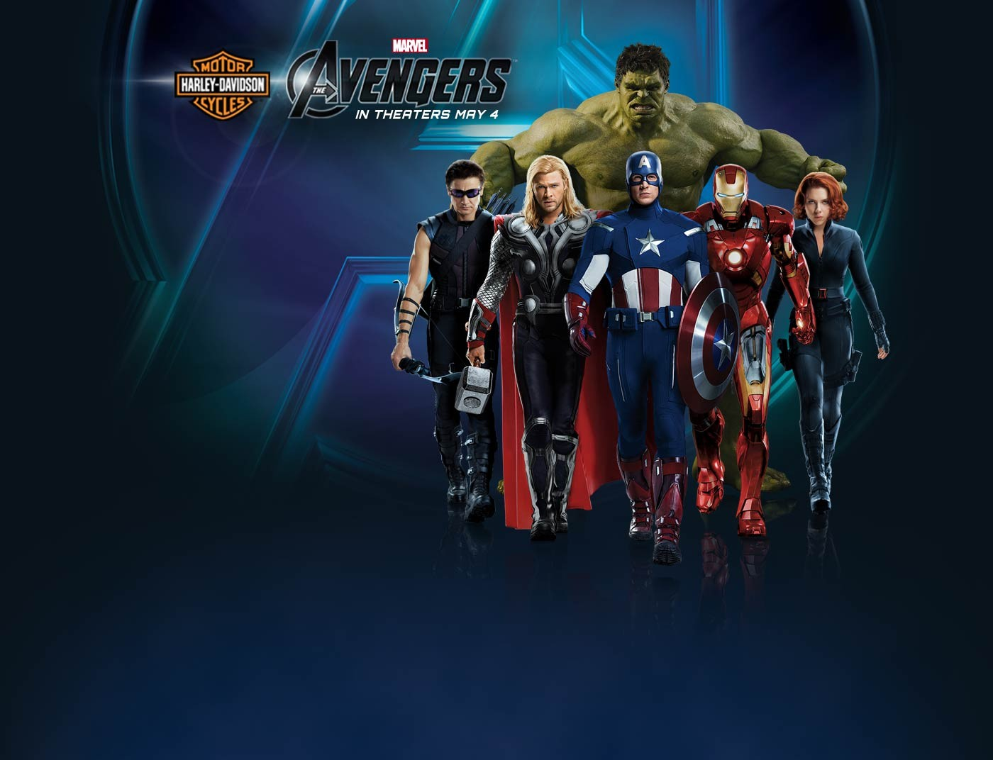 New One-Minute TV Spot For Joss Whedon's THE AVENGERS