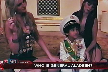 The Dictator_Opening Scene