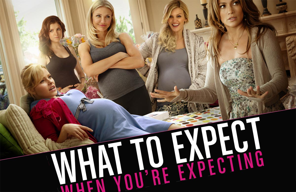 Movie Review: What To Expect, When You're Expecting