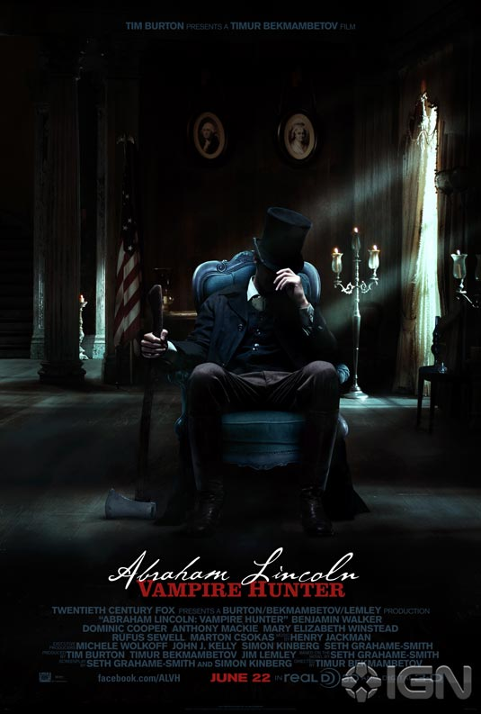 Abraham Lincoln:Vampire Hunter 2