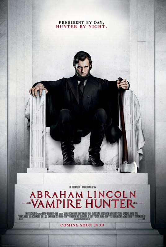 Abraham Lincoln:Vampire Hunter 3