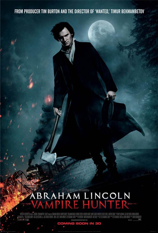 Abraham Lincoln:Vampire Hunter 4