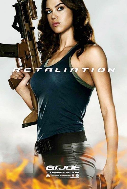 G.I. Joe 2 Retaliation Poster