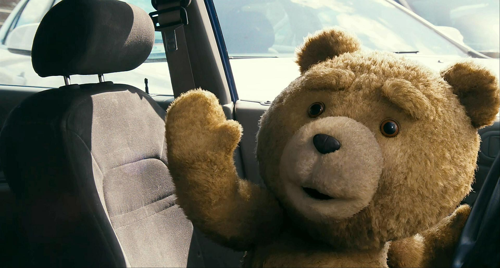 Second TED Movie Trailer | FilmoFilia