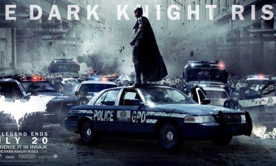 The Dark Knigh Rises Quad Poster