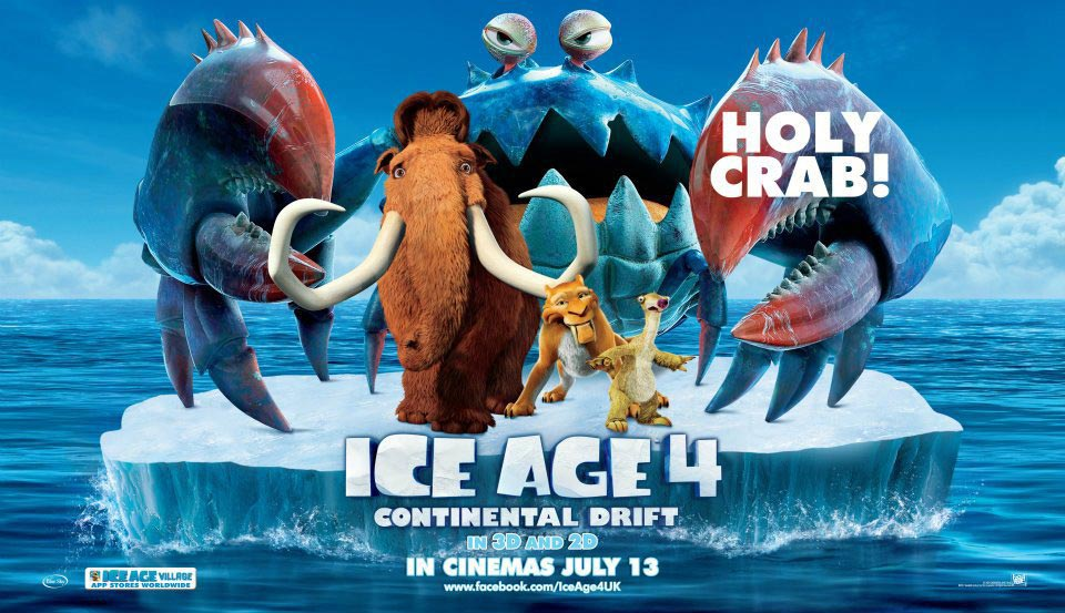 ice age 3 dawn of the dinosaurs torrent