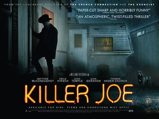 Killer Joe_Poster