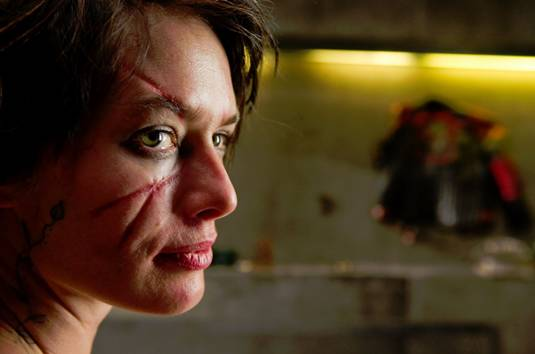 Lena Heady as Ma-Ma_ Dredd