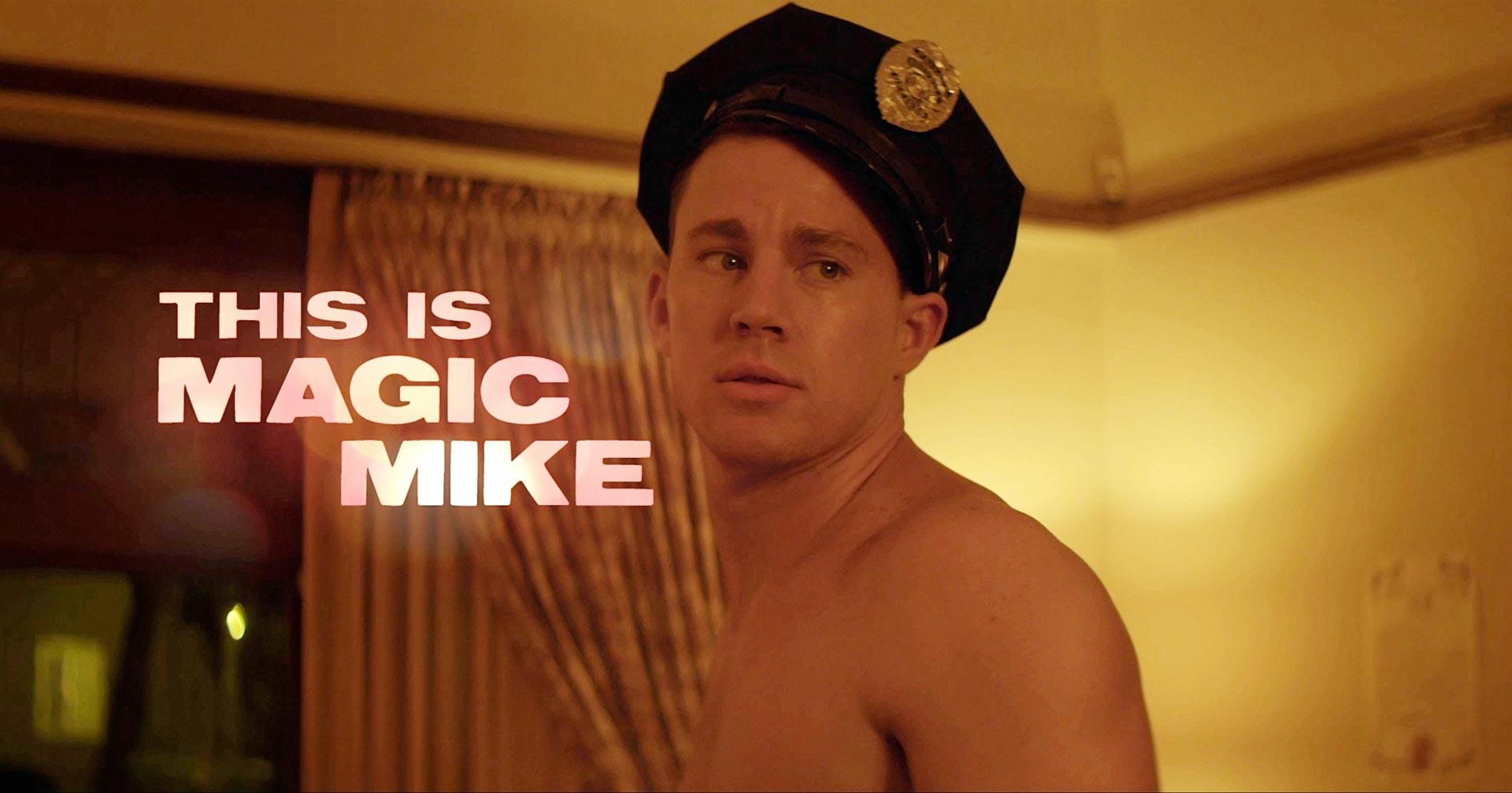 Trailer Magic Mike