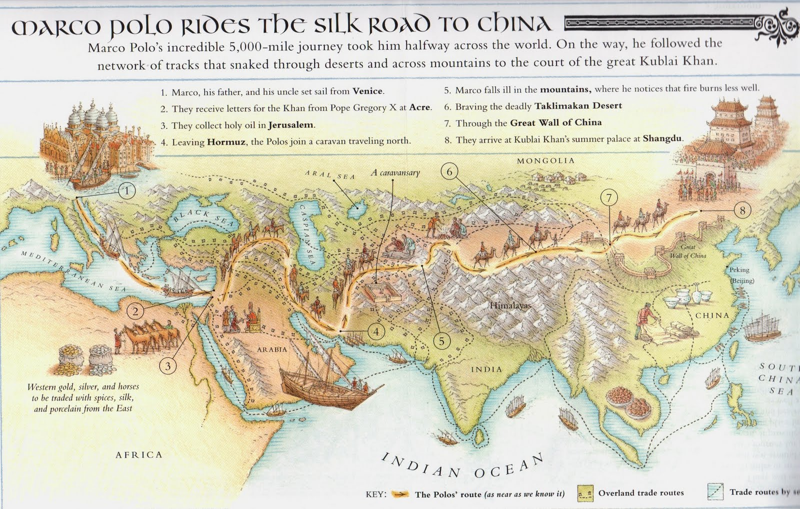 the silk road to - photo #25