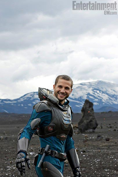Logan Marshall-Green, Prometheus