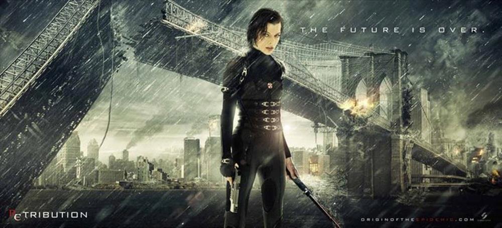 45 Non Official Resident Evil Retribution Posters Filmofilia