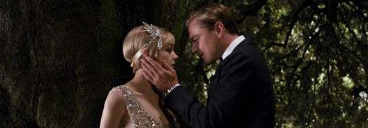 The Great Gatsby-Leonardo DiCaprio and Carey Mulligan