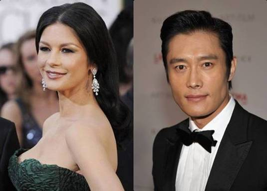Zeta-Jones_Byung-hun Lee