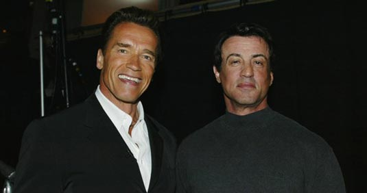 Arnie and Sly