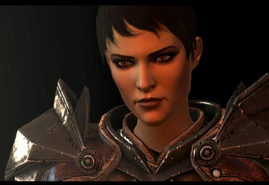 Dragon Age: Dawn of the Seeker Out Today on DVD and BluRay!
