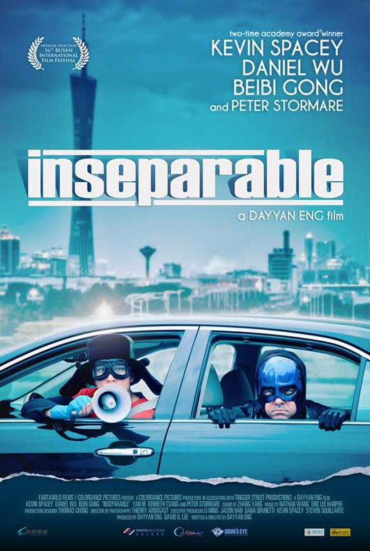 Inseparable poster 1
