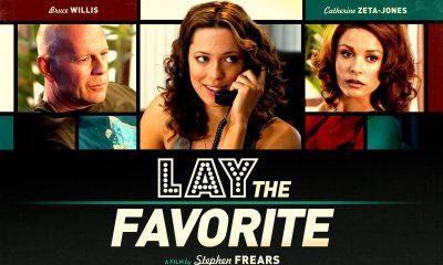 Lay the Favourite Poster