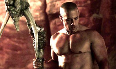 Riddick, Vin Diesel