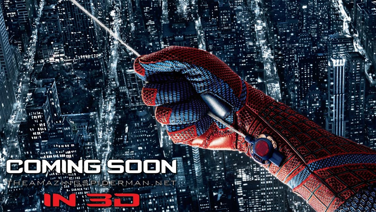 Hi-Res THE AMAZING SPIDER-MAN Posters