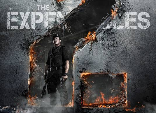 The Expendables 2 _ Poster1