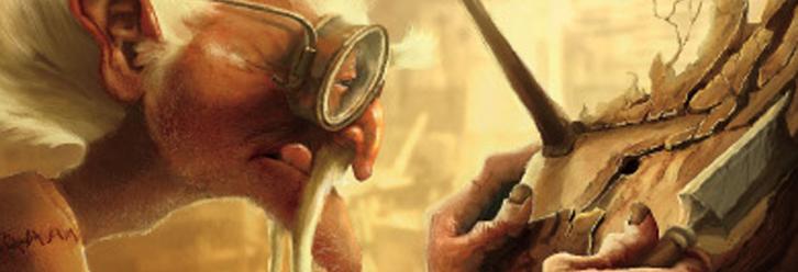 First Look: Guillermo Del Toro's Pinocchio