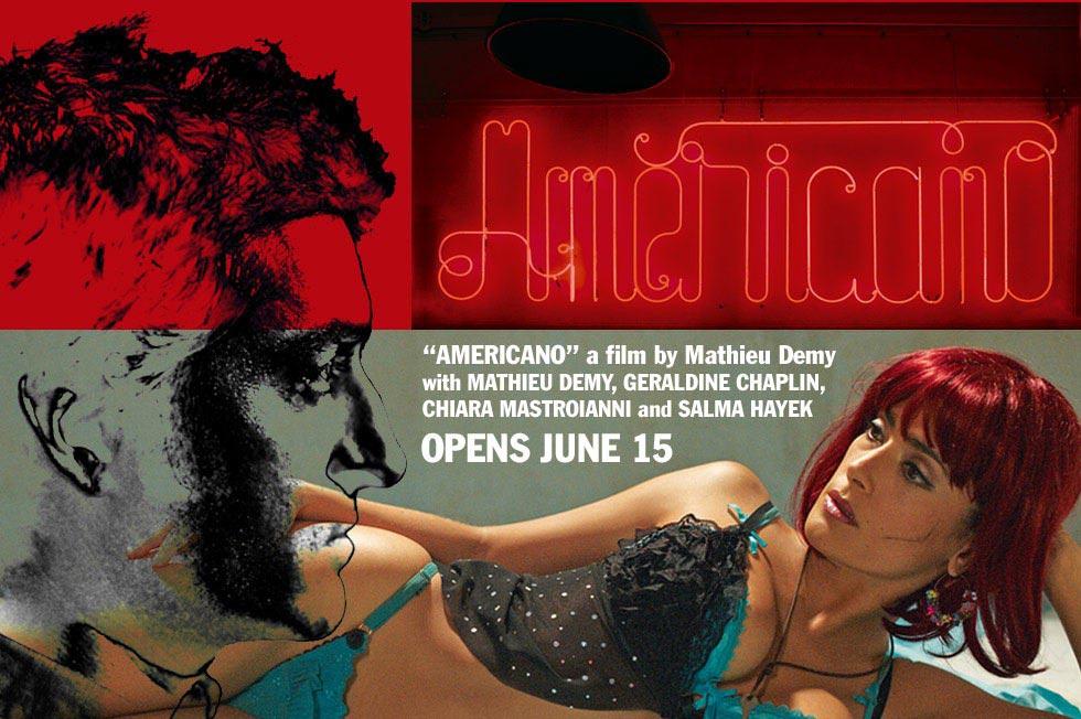 AMERICANO Trailer, Posters and 14 Photos - FilmoFilia