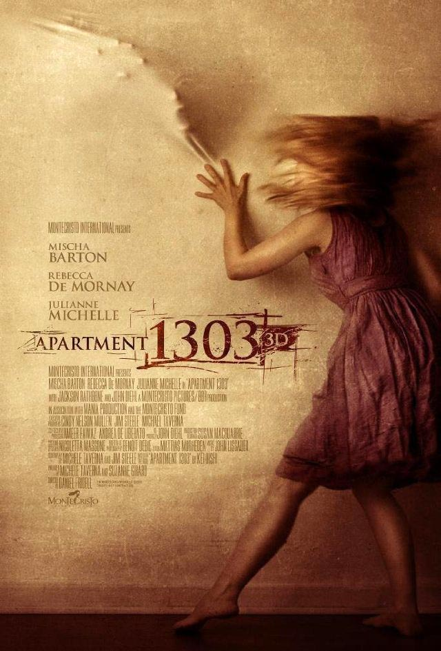 APARTMENT 1303 3D Trailer and PostersApartment 1303 3d