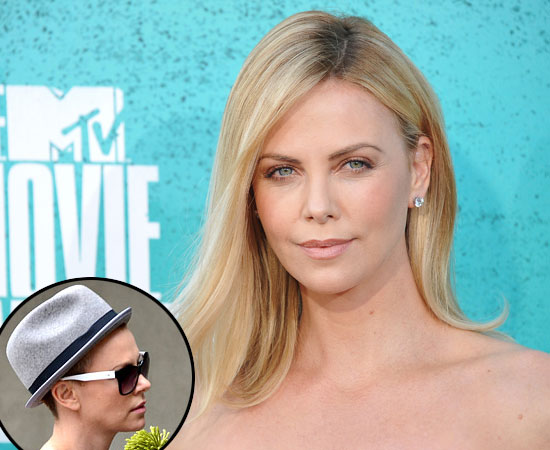 Charlize Theron is so committed to her upcoming role in Fury Road that