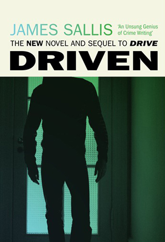 Driven by James Sallis book cover