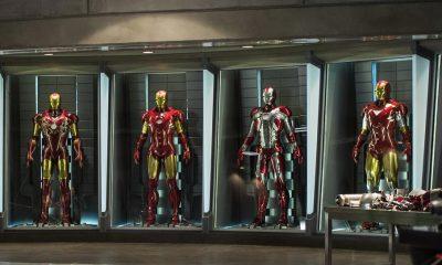 Iron Man 3 Movie Photo